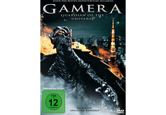 Gamera - Guardian Of The Universe - Neuauflage [DVD]