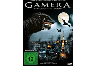Gamera 2 - Attack of the Legion [DVD]