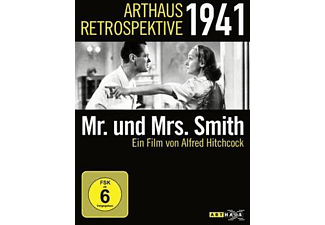 Mr. und Mrs. Smith - Arthaus Retrospektive [DVD]