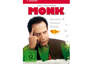 Monk - Staffel 7 [DVD]