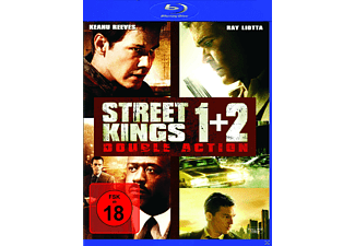 Street Kings / Street Kings 2 - Motor City [Blu-ray]