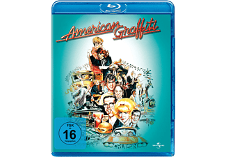 AMERICAN GRAFFITI - (Blu-ray)
