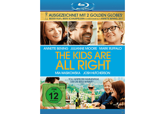 The Kids Are All Right - (Blu-ray)