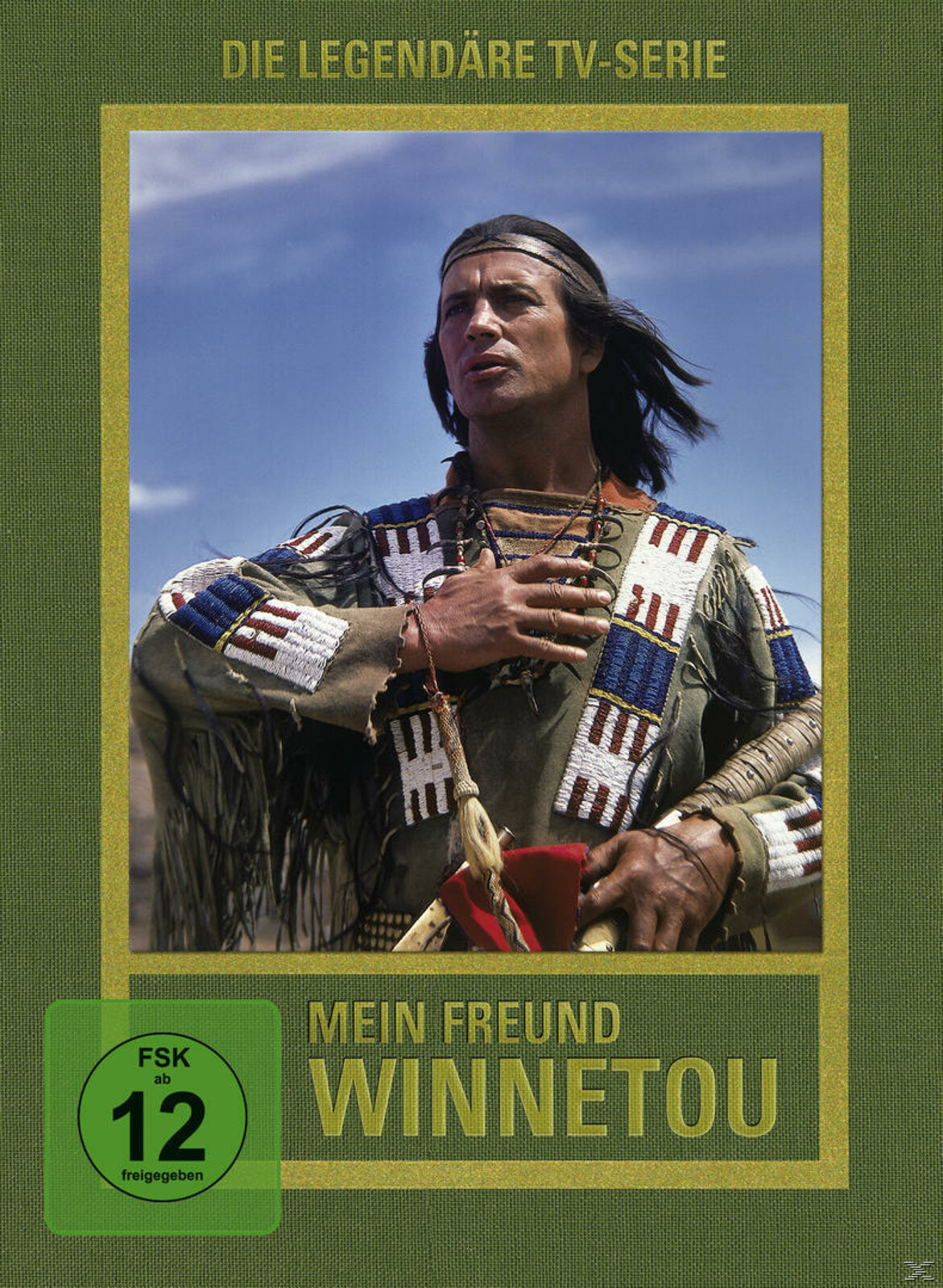 mein freund winnetou dvd 4020628942861 ebay. Black Bedroom Furniture Sets. Home Design Ideas