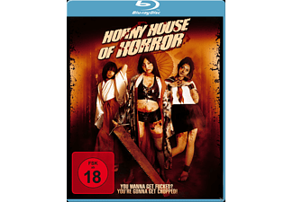 HORNY HOUSE OF HORROR [Blu-ray]