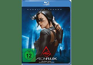 Aeon Flux - (Blu-ray)