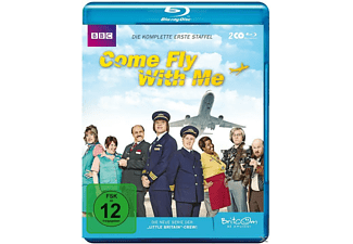Come Fly With Me - Die komplette erste Staffel [Blu-ray]