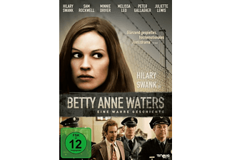 BETTY ANNE WATERS - (DVD)