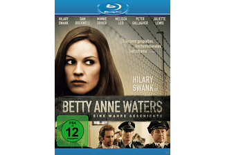 BETTY ANNE WATERS [Blu-ray]