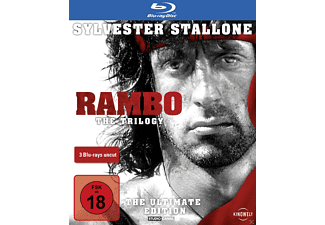 Rambo - The Trilogy Uncut Edition - (Blu-ray)