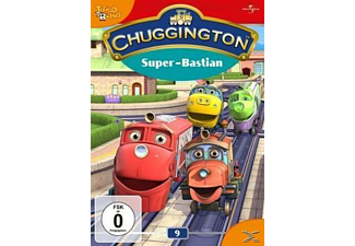 Chuggington - Super-Bastian (Vol. 9) [DVD]