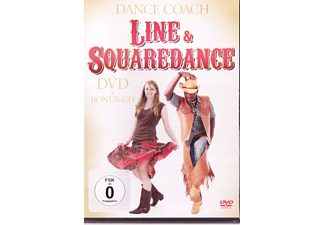 Dance Coach: Line & SquareDance - (DVD)