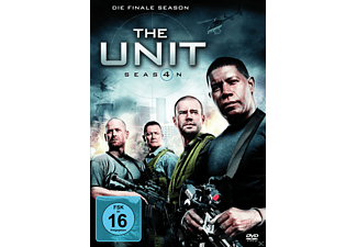 The Unit - Staffel 4 [DVD]