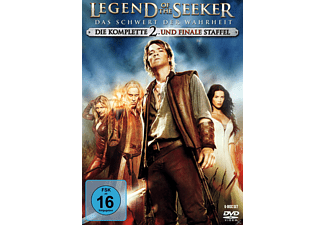 Legend of the Seeker - Staffel 2 - (DVD)