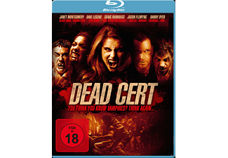 Dead Cert  You think you know Vampires? [Blu-ray]