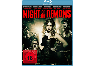 Night of the Demons [Blu-ray]
