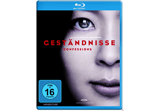 GESTÄNDNISSE - CONFESSIONS - (Blu-ray)