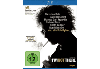 I'm not there [Blu-ray]