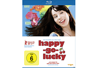 happy-go-lucky - (Blu-ray)