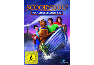 Scooby-Doo! - Der Fluch des Seemonsters - (DVD)