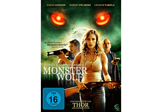 Monsterwolf - (DVD)
