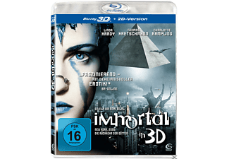 Immortal (3D) - (3D Blu-ray)