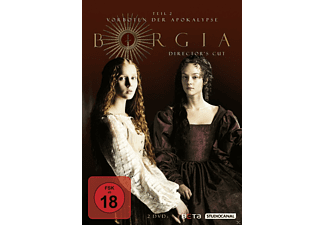 Borgia - Director´s Cut - Teil 2 [DVD]