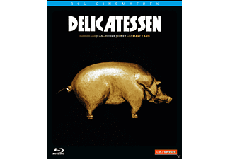 Delicatessen - Blu Cinemathek [Blu-ray]