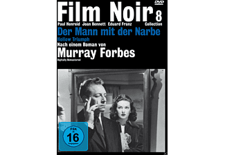 DER MANN MIT DER NARBE (FILM NOIR COLLECTION 8) [DVD]