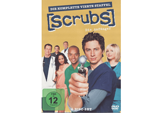 Scrubs - Staffel 4 - (DVD)