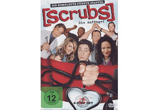 Scrubs - Staffel 5 - (DVD)