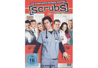 Scrubs - Staffel 6 - (DVD)