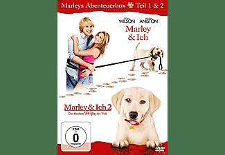 marley und ich 1 2 animations kinderfilme dvd media markt. Black Bedroom Furniture Sets. Home Design Ideas