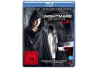 Nightmare Detective 1 & 2 - (Blu-ray)