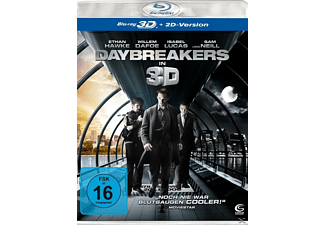 Daybreakers 3D - (3D Blu-ray)