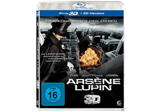 Arsene Lupin (inkl. 2D Version) [3D Blu-ray]