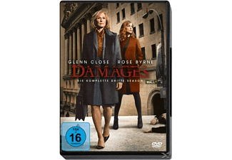 Damages - Staffel 3 [DVD]