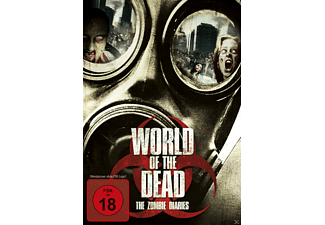 World of the Dead - The Zombie Diaries - (DVD)