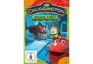 Chuggington - Bahn frei! (Vol. 11) - (DVD)