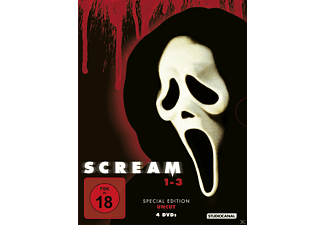 Scream Trilogie Uncut [DVD]