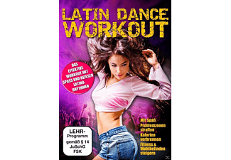 Latin Dance Workout - (DVD)
