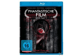 Phantastische Film Box - Volume 1 [Blu-ray]