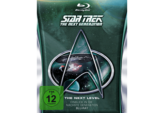 Star Trek - The Next Generation - Einblick in die nächste Generation - (Blu-ray)