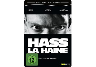 Hass (Steelbook Edition) - (DVD)
