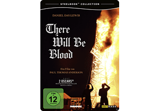 There will be Blood (Steel Edition) [DVD]