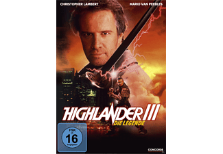 Highlander III - Die Legende - (DVD)