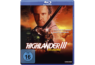 Highlander III - Die Legende - (Blu-ray)