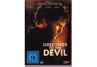 Greetings to the Devil - (DVD)