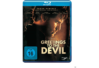 Greetings to the Devil - (Blu-ray)