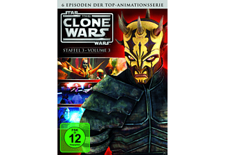 Star Wars: The Clone Wars - Staffel 3.3 [DVD]